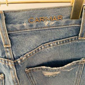 Size 25 carmar jeans